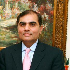 Prof. Muzaffar Latif Gill